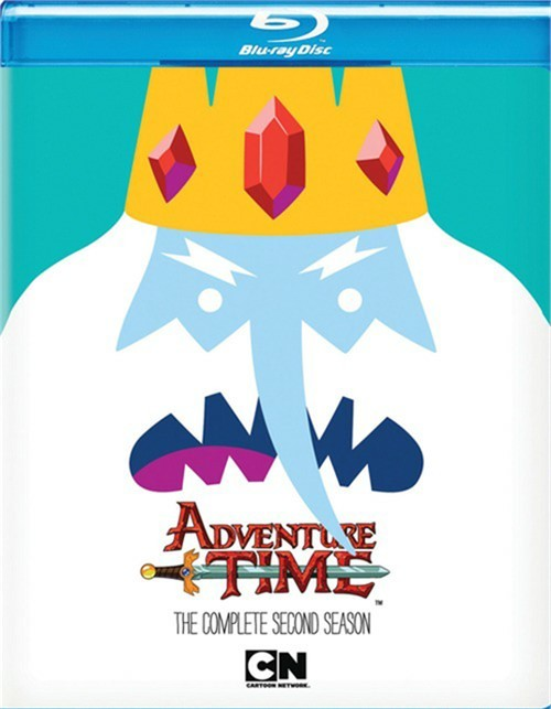 Adventure Time: The Complete Second Season Blu-ray