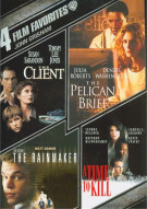 4 Film Favorites: John Grisham (Repackage) Movie