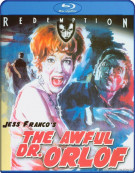 Awful Dr. Orlof, The: Remastered Edition Blu-ray