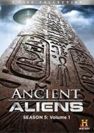 Ancient Aliens: Season Five - Volume One Movie