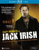 Jack Irish: Set One (Blu-ray + DVD Combo) Blu-ray