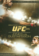 UFC 165: Jones Vs. Gustafsson Movie