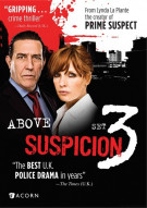 Above Suspicion: Set 3 Movie
