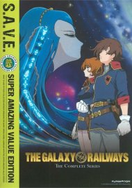 Galaxy Railways, The: Box Set (Repackage) Movie