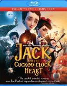 Jack And The Cuckoo-Clock Heart Blu-ray