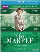 Miss Marple: Volume Three Blu-ray