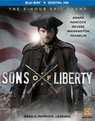 Sons Of Liberty (Blu-ray + UltraViolet) Blu-ray