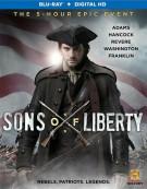 Sons Of Liberty (Blu-ray + UltraViolet) Blu-ray