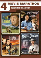 4-Movie Marathon: Westerns Collection Movie