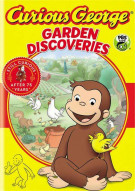 Curious George: Garden Discoveries Movie