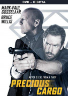 Precious Cargo (DVD + UltraViolet) Movie