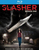 Slasher: The Complete First Season Blu-ray
