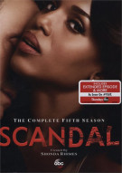 Scandal: The Complete Fifth Season Movie