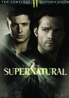 Supernatural: The Complete Eleventh Season Movie