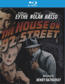 House on 92nd Street Blu-ray