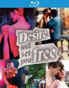 Desire Will Set You Free Blu-ray