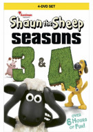 Shaun The Sheep: Seasons 3 & 4 Movie