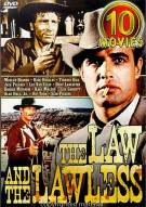 Law And The Lawless, The: 10-Movie Set Movie