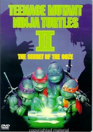 Teenage Mutant Ninja Turtles II: The Secret Of The Ooze Movie