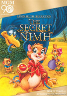 Secret Of NIMH, The Movie