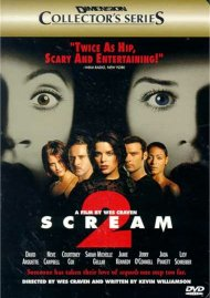 Scream 2: Collectors Series Movie