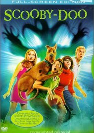 Scooby-Doo (Fullscreen) Movie