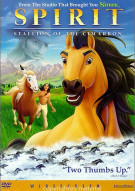 Spirit: Stallion Of The Cimarron (Widescreen) Movie