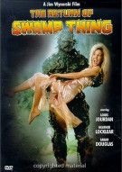 Return Of Swamp Thing, The Movie