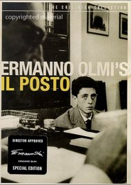 Il Posto: The Criterion Collection Movie