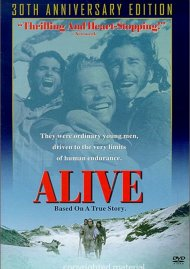 Alive (1993) Movie