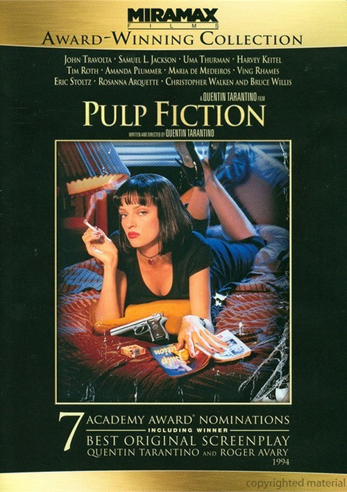 Pulp Fiction: Collectors Edition Movie