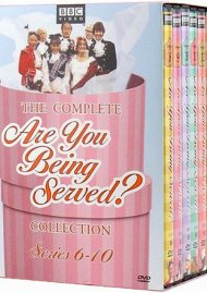 Are You Being Served?: The Complete Collection - Series 6-10 Movie