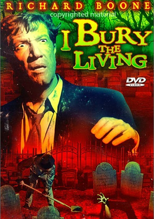 I Bury The Living (Alpha) Movie