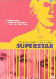 Superstar: The Life And Times Of Andy Warhol Movie