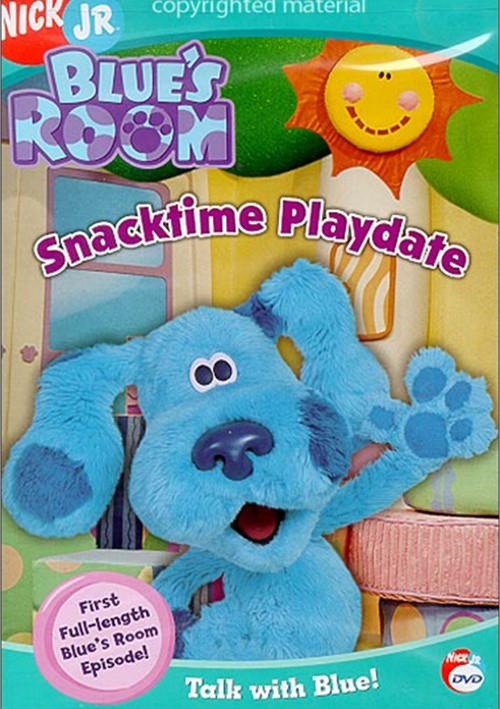 Blues Room Snacktime Playdate Vhs