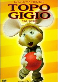 Ed Sullivan: Topo Gigio And Friends *CANCELED* Movie