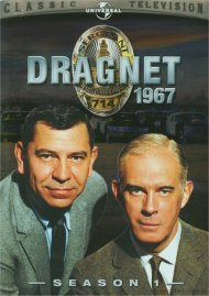 Dragnet 67: Season 1 Movie