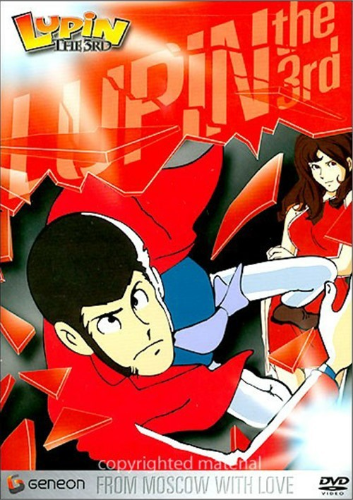 Lupin The 3rd: Volume 11 - From Moscow With Love Movie