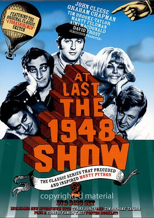 At Last The 1948 Show Movie