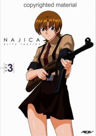 Najica Blitz Tactics: Volume 3 Movie