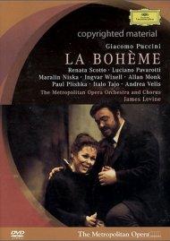 Puccini: La Boheme Movie