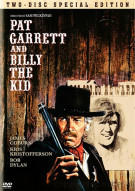 Pat Garrett & Billy The Kid: 2 Disc Special Edition Movie