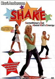 Kari Anderson: Shake Movie