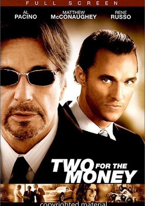 Two For The Money (Fullscreen) Movie