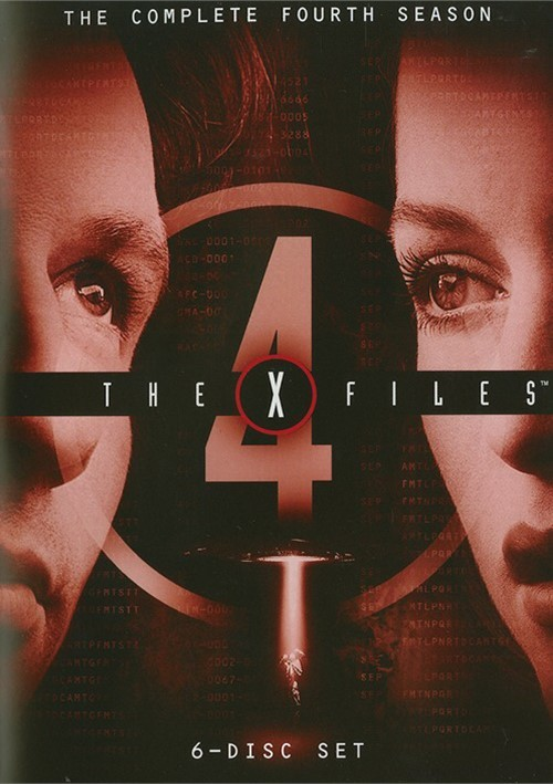 X-Files, The: The Complete Fourth Season (Repackaged) Movie