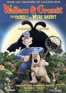Wallace & Gromit: The Curse Of The Were-Rabbit (Widescreen) Movie