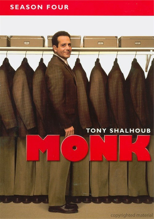 Monk: Season Four Movie