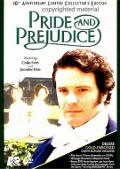 Pride And Prejudice: 10th Anniversary Limited Collectors Edition Movie