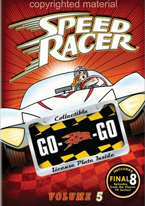 Speed Racer: Volume 5 Movie