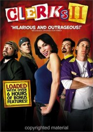 Clerks II (Widescreen) Movie